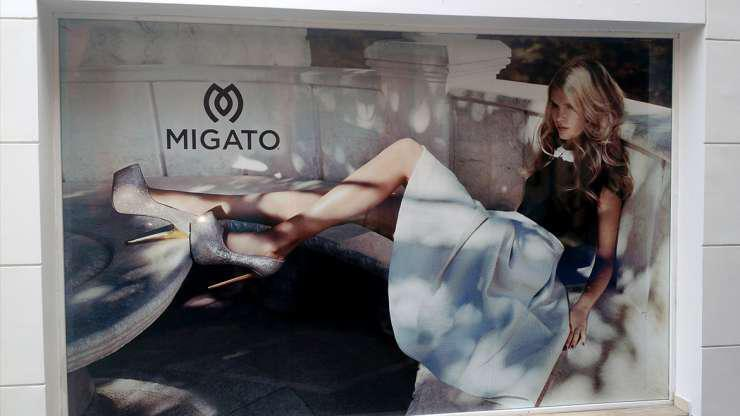Αυτοκόλλητο Migato